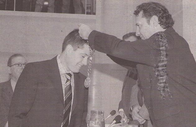 Javier Arranz Romero, nuevo concejal de Segovia