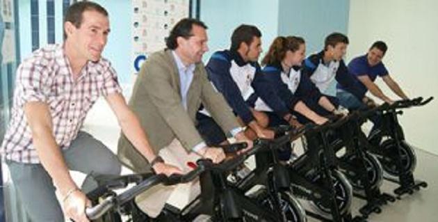 El Centro de Especialización Técnica de Triatlón ya es una realidad en Segovia