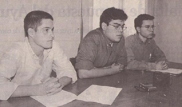 Deogracias repite como secretario general de Juventudes Socialistas