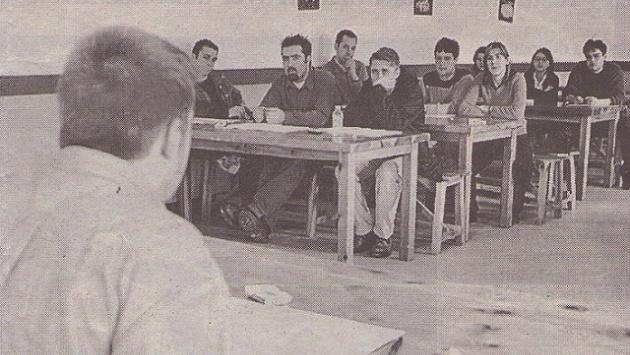 Juventudes Socialistas de Castilla y León debate su futuro en Segovia