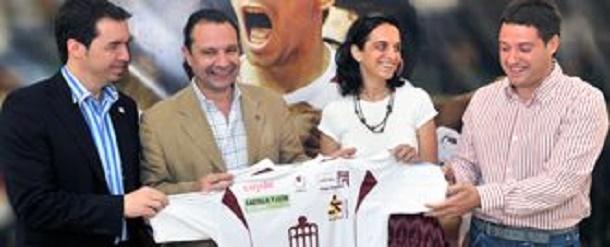 El Ayuntamiento y Caja Segovia instalarán una pantalla gigante para el Barça-Caja