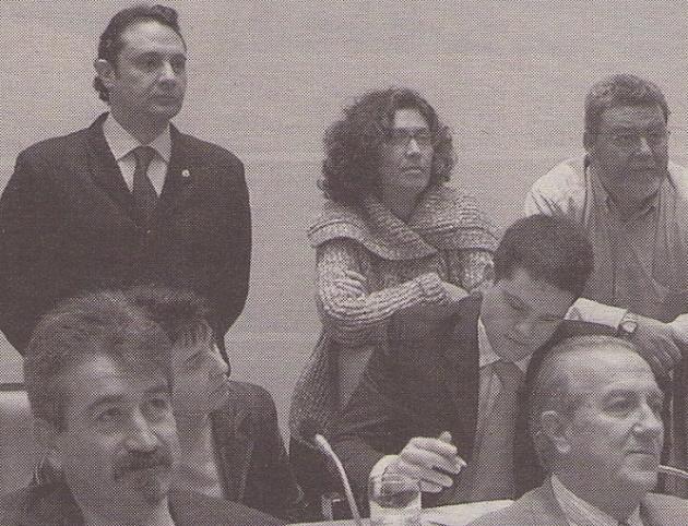 El pleno aprueba las cuentas municipales para el año 2005