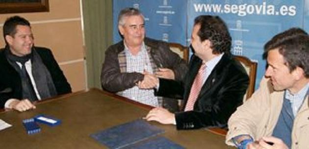 El Ayuntamiento apoya la VI Media Maratón Ciudad de Segovia con 30.000 euros