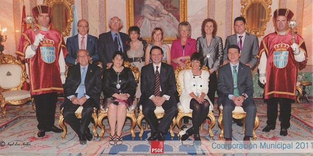 Corporación municipal - PSOE