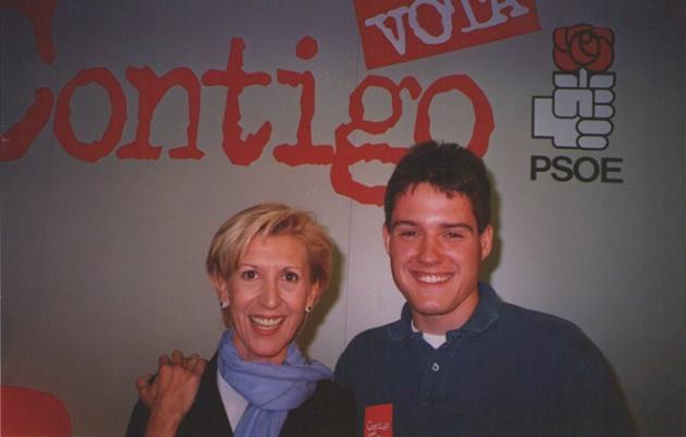 Rosa Díez exige a Aznar que explique los pactos con el PNV