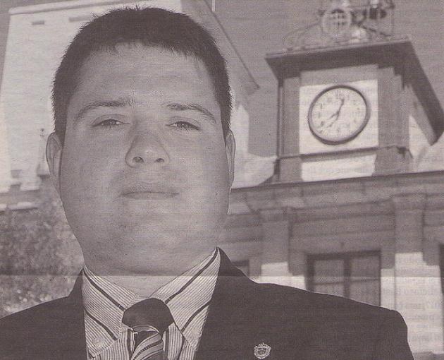 El concejal Javier Arranz ha sido propuesto para formar parte del Consejo del Deporte