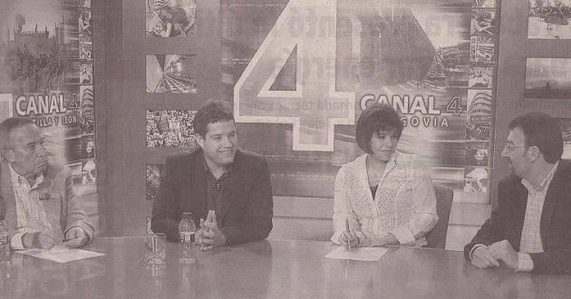 Nueva tertulia en Canal 4