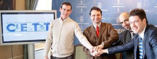 El IMD aprobó las becas del Centro de Especialización Técnica de Triatlón para 2010-2011