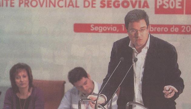 El comité del PSOE aprueba por unanimidad la lista de Arahuetes
