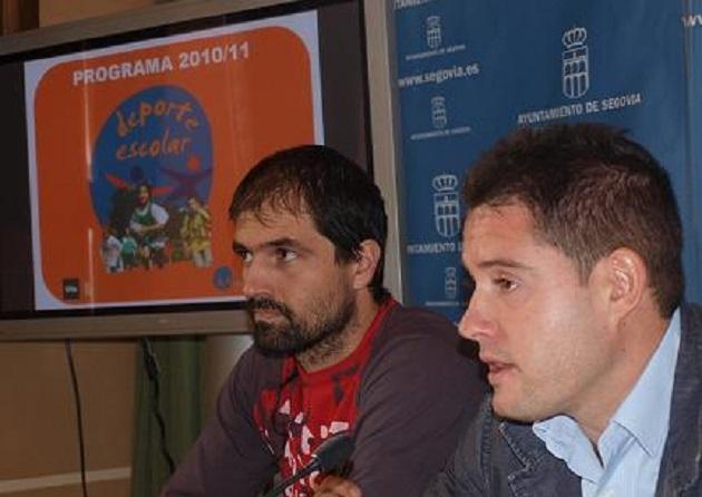 El proyecto de deporte escolar para Segovia da un paso adelante