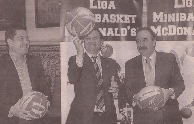 El Consistorio segoviano y la federación regional colaboran en la Liga municipal de minibasket