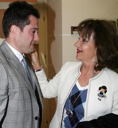 Javier Arranz y Josefina García