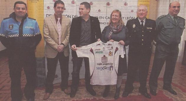La ciudad refuerza la seguridad para la celebración de la Copa de España