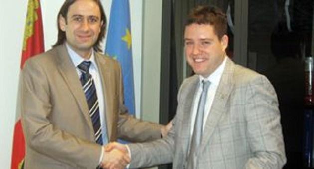 Arranz propone a la Junta crear una Red de Centros Jóvenes en Segovia