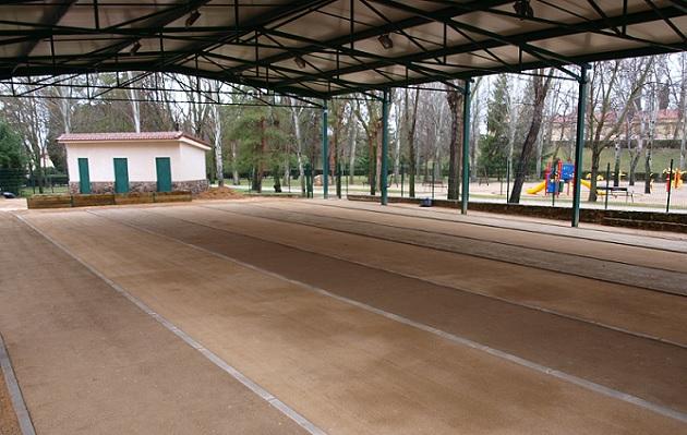 Las instalaciones deportivas toman forma para afrontar la nueva temporada