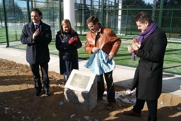 Inaugurada la primera fase del Complejo Deportivo Carlos Melero