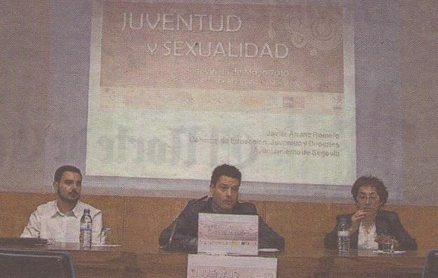Jornada sobre Sexualidad y Juventud