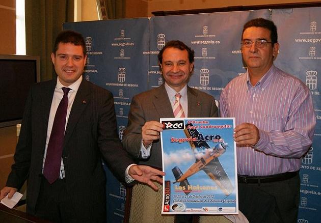 Segovia acogerá la Copa Cuadrangular de Aeromodelismo