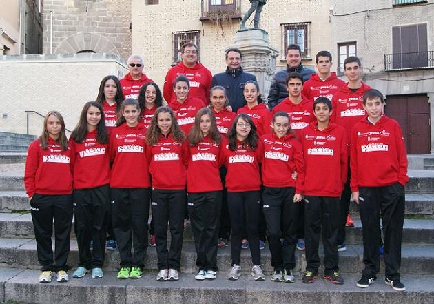 Una veintena de atletas integran el CETA en su séptima temporada