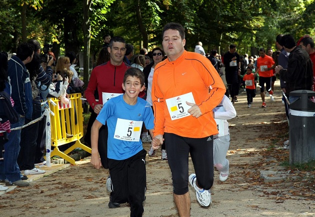 I 'Correr en Familia'