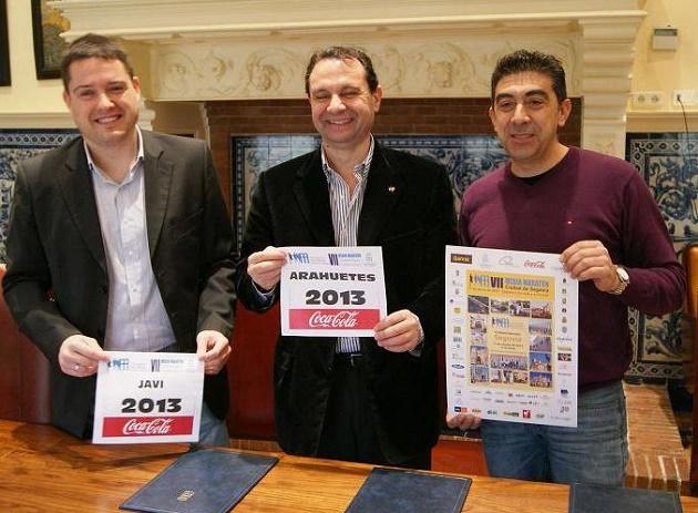 El Ayuntamiento colabora con la séptima Media Maratón Ciudad de Segovia