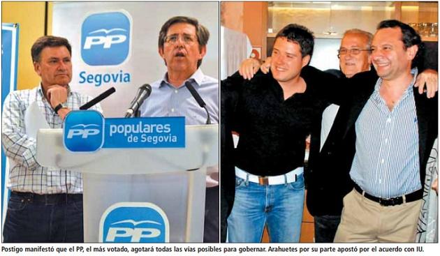 El PP gana las elecciones, pero la Alcaldía pende de los acuerdos