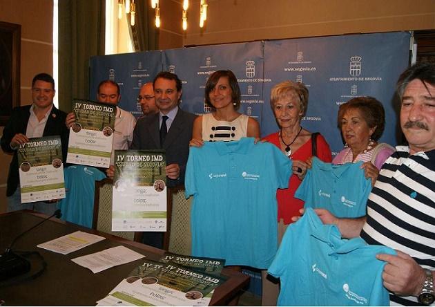 El domingo se celebra el cuarto Torneo IMD 'Ciudad de Segovia' de Deportes Autóctonos