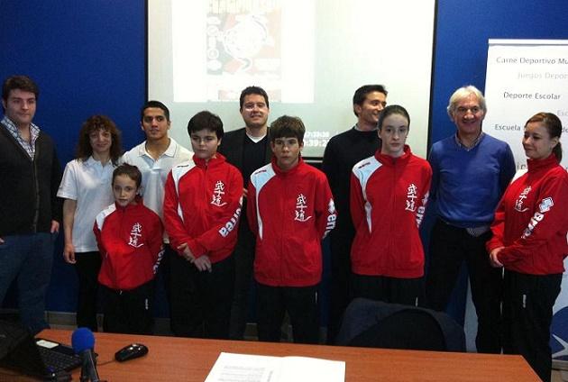 Se presenta en Segovia el I Feam & ICKKF Martial Arts World Championship