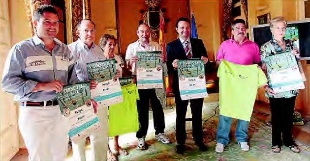 El domingo se celebrará el quinto Torneo IMD 'Ciudad de Segovia' de deportes autóctonos