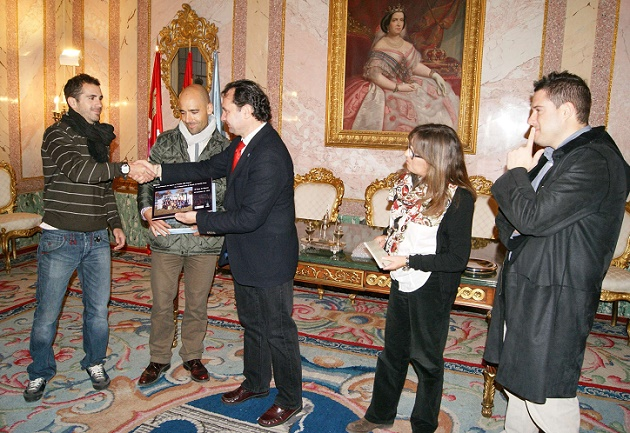 Recepción al Triatlón IMD Segovia
